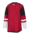 ARIZONA COYOTES HOME RED AUTHENTIC PRO ADIDAS NHL JERSEY - Hockey Authentic