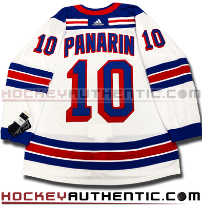 NHL New York Rangers White Authentic Jersey
