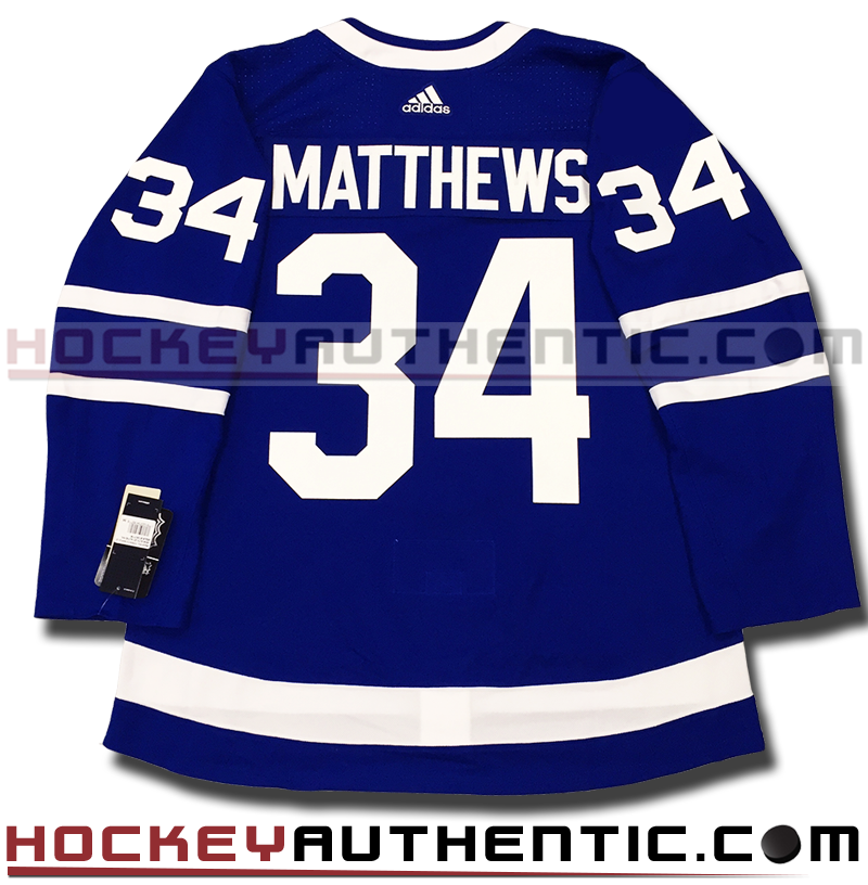 reputable site 94dfb 46b65 AUSTON MATTHEWS TORONTO MAPLE LEAFS AUTHENTIC PRO ADIDAS NHL JERSEY -