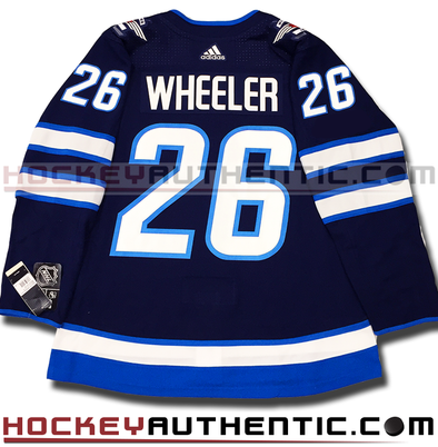 NHL Winnipeg Jets adizero Alternate Authentic Pro Jersey Shirt Mens adidas