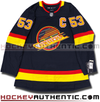 BO HORVAT VANCOUVER CANUCKS RETRO BLACK SKATE AUTHENTIC PRO ADIDAS NHL JERSEY - Hockey Authentic