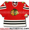 BOBBY ORR CHICAGO BLACKHAWKS CCM VINTAGE 1976 REPLICA NHL JERSEY - Hockey Authentic