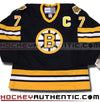 RAY BOURQUE BOSTON BRUINS CCM VINTAGE 1990 REPLICA NHL JERSEY
