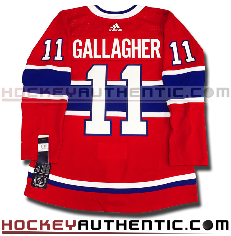 BRENDAN GALLAGHER MONTREAL CANADIENS AUTHENTIC PRO ADIDAS NHL JERSEY –  Hockey Authentic 3396821d80e