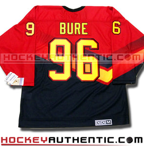 PAVEL BURE VANCOUVER CANUCKS CCM VINTAGE 1995 REPLICA NHL JERSEY - Hockey Authentic