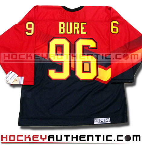 Pavel Bure Vancouver Canucks 1995 CCM vintage jersey - Hockeyauthentic.com  - 1