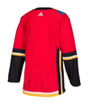 CALGARY FLAMES HOME RED AUTHENTIC PRO ADIDAS NHL JERSEY - Hockey Authentic