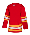 CALGARY FLAMES THIRD RED AUTHENTIC PRO ADIDAS NHL JERSEY - Hockey Authentic