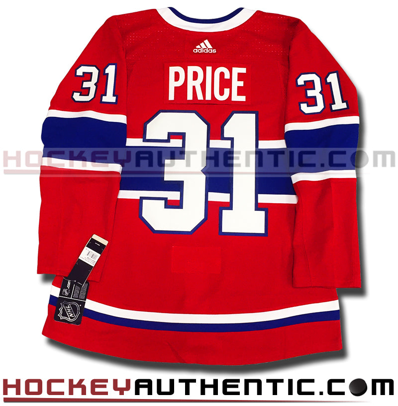 80274464c CAREY PRICE MONTREAL CANADIENS AUTHENTIC PRO ADIDAS NHL JERSEY – Hockey  Authentic