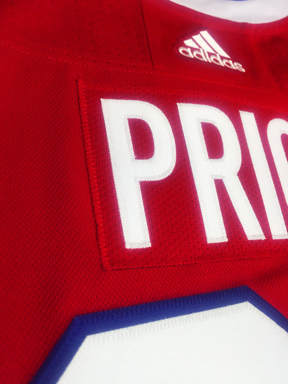 CAREY PRICE MONTREAL CANADIENS AUTHENTIC PRO ADIDAS NHL JERSEY - Hockey Authentic