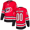 ANY NAME AND NUMBER CAROLINA HURRICANES AUTHENTIC PRO ADIDAS NHL JERSEY - Hockey Authentic