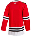 CHICAGO BLACKHAWKS HOME RED AUTHENTIC PRO ADIDAS NHL JERSEY - Hockey Authentic