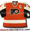 BOBBY CLARKE PHILADELPHIA FLYERS CCM VINTAGE 1974 REPLICA NHL JERSEY - Hockey Authentic