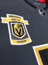 VEGAS GOLDEN KNIGHTS AUTHENTIC PRO ADIDAS NHL JERSEY INAUGURAL EDITION