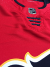 ANY NAME AND NUMBER CALGARY FLAMES AUTHENTIC PRO ADIDAS NHL JERSEY (2018-19 ROSTER) - Hockey Authentic