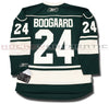 DEREK BOOGAARD MINNESOTA WILD THIRD PREMIER REEBOK NHL JERSEY - Hockey Authentic