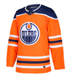 EDMONTON OILERS HOME ORANGE AUTHENTIC PRO ADIDAS NHL JERSEY - Hockey Authentic