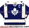 DOUG GILMOUR TORONTO MAPLE LEAFS CCM VINTAGE 1992 REPLICA NHL JERSEY - Hockey Authentic
