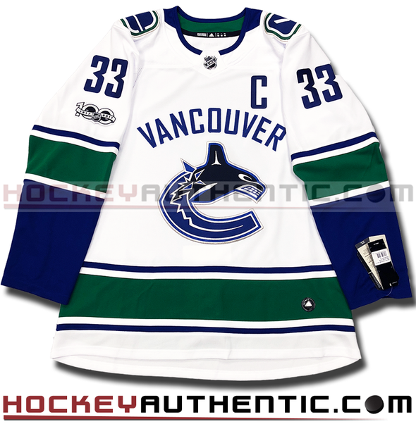 HENRIK SEDIN VANCOUVER CANUCKS AUTHENTIC PRO ADIDAS NHL JERSEY - Hockey Authentic