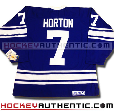 TIM HORTON TORONTO MAPLE LEAFS CCM VINTAGE 1967 REPLICA NHL JERSEY - Hockey Authentic