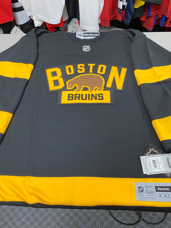 MAKE AN OFFER - BOSTON BRUINS 2016 WINTER CLASSIC REEBOK JERSEY SIZE XXL - Hockey Authentic