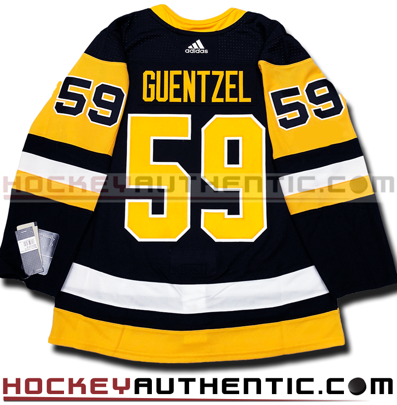 quality design 74393 2d595 JAKE GUENTZEL PITTSBURGH PENGUINS AUTHENTIC PRO ADIDAS NHL JERSEY -