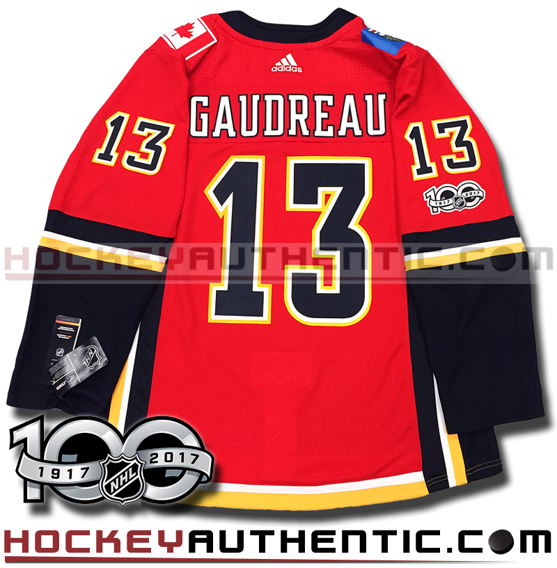 info for 83464 d0800 JOHNNY GAUDREAU CALGARY FLAMES AUTHENTIC PRO ADIDAS NHL JERSEY