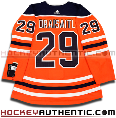 LEON DRAISAITL EDMONTON OILERS AUTHENTIC PRO ADIDAS NHL JERSEY - Hockey Authentic