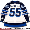 MARK SCHEIFELE WINNIPEG JETS AUTHENTIC PRO ADIDAS NHL JERSEY - Hockey Authentic