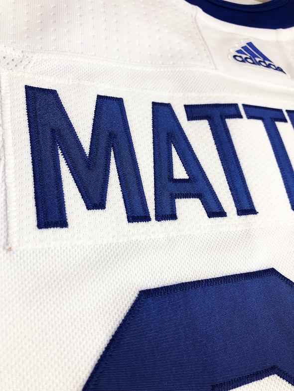 ANY NAME AND NUMBER TORONTO MAPLE LEAFS AUTHENTIC PRO ADIDAS NHL JERSEY (2018-19 SEASON) - Hockey Authentic