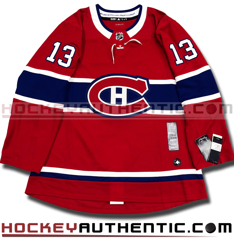 huge discount 1a2ff d2f19 MAX DOMI MONTREAL CANADIENS AUTHENTIC PRO ADIDAS NHL JERSEY