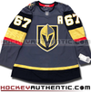 MAX PACIORETTY VEGAS GOLDEN KNIGHTS AUTHENTIC PRO ADIDAS NHL JERSEY - Hockey Authentic