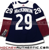 NATHAN MACKINNON COLORADO AVALANCHE THIRD AUTHENTIC PRO ADIDAS NHL JERSEY