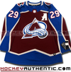 NATHAN MACKINNON COLORADO AVALANCHE AUTHENTIC PRO ADIDAS NHL JERSEY - Hockey Authentic