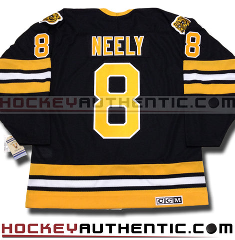 Cam Neely Boston Bruins 1990 CCM vintage jersey