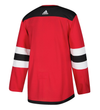 NEW JERSEY DEVILS HOME RED AUTHENTIC PRO ADIDAS NHL JERSEY - Hockey Authentic