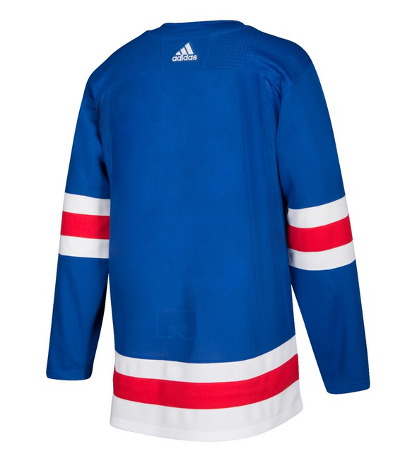 NEW YORK RANGERS HOME BLUE AUTHENTIC PRO ADIDAS NHL JERSEY - Hockey Authentic