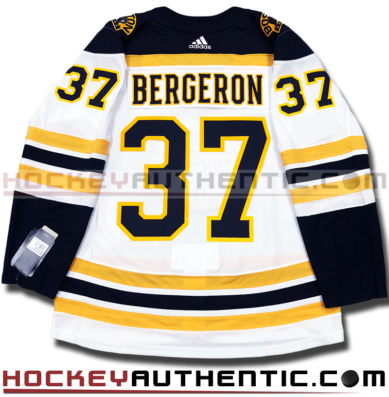 c5fa4eeb29d PATRICE BERGERON BOSTON BRUINS AUTHENTIC PRO ADIDAS NHL JERSEY ...
