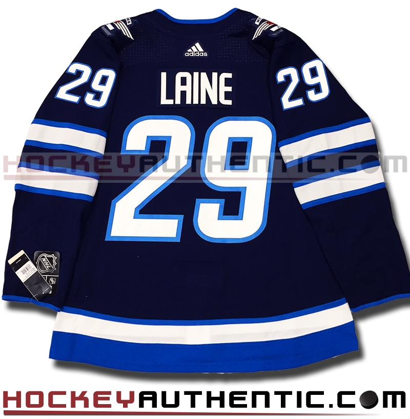 ... leafs nhl premier youth replica hockey jersey nhl team apparel e5ec7  coupon for patrik laine winnipeg jets authentic pro adidas nhl jersey hockey  ... 68bc1c468