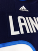 Patrik Laine Winnipeg Jets home Adidas Adizero authentic pro jersey 100th NHL patch