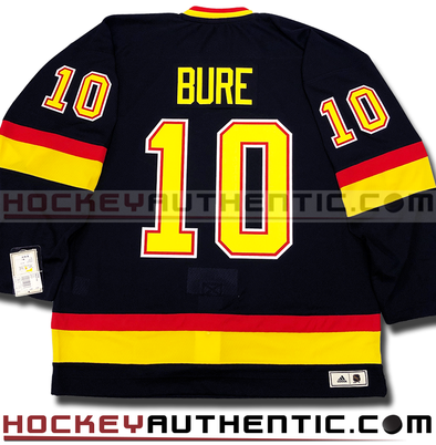 PAVEL BURE VANCOUVER CANUCKS ADIDAS TEAM CLASSICS 1994 NHL JERSEY - Hockey Authentic