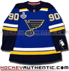 ANY NAME AND NUMBER ST. LOUIS BLUES 2019 STANLEY CUP FINAL AUTHENTIC PRO ADIDAS NHL JERSEY - Hockey Authentic