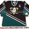 Teemu Selanne Anaheim Mighty Ducks 1997 CCM vintage jersey - Hockeyauthentic.com  - 2