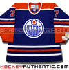 DAVE SEMENKO EDMONTON OILERS CCM VINTAGE 1985 REPLICA NHL JERSEY - Hockey Authentic