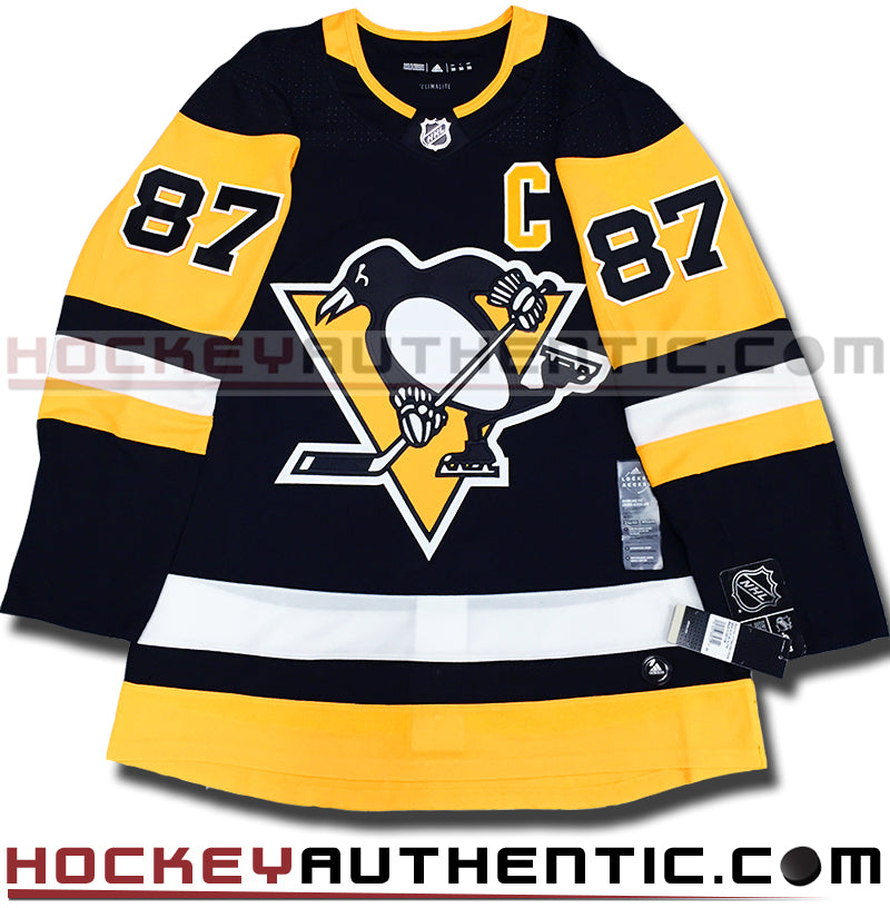 99f57a5b0 SIDNEY CROSBY PITTSBURGH PENGUINS AUTHENTIC PRO ADIDAS NHL JERSEY. 3 reviews