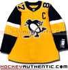 SIDNEY CROSBY PITTSBURGH PENGUINS THIRD ALTERNATE AUTHENTIC PRO ADIDAS NHL JERSEY - Hockey Authentic