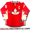 Sidney Crosby Team Canada 2016 World Cup of Hockey red Adidas jersey - Hockeyauthentic.com  - 2