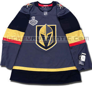 VEGAS GOLDEN KNIGHTS AUTHENTIC PRO ADIDAS NHL JERSEY 2018 STANLEY CUP FINAL EDITION - Hockey Authentic