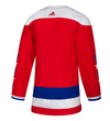 WASHINGTON CAPITALS THIRD RED AUTHENTIC PRO ADIDAS NHL JERSEY - Hockey Authentic