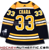 ZDENO CHARA BOSTON BRUINS AUTHENTIC PRO ADIDAS NHL JERSEY